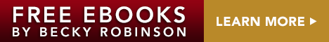 Becky Robinson's Latest Book Launch