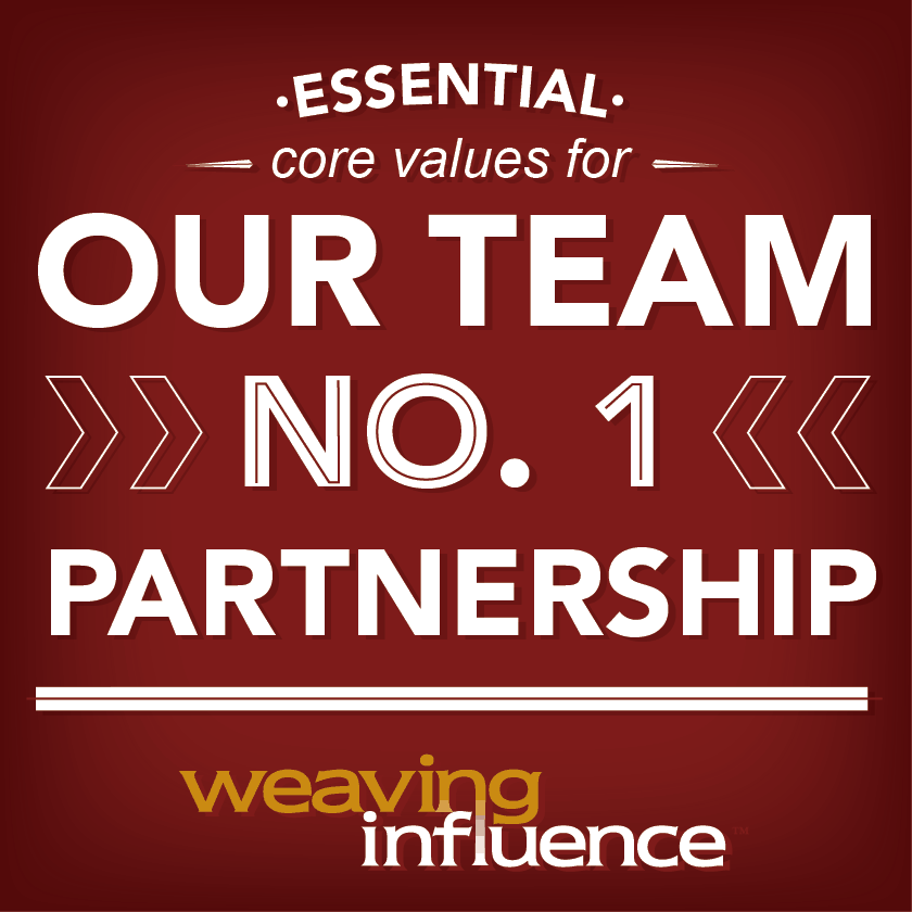 Living Our Core Values: Partnership post image
