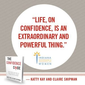 Twenty Confidence Quotes from Katty Kay and Claire Shipman from #INGC14 post image