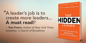 Featured on Friday: #HiddenLeaders Authors @ScottKEdinger and Laurie Sain post image