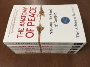 Featured on Friday: #AnatomyOfPeace Author @Arbinger post image