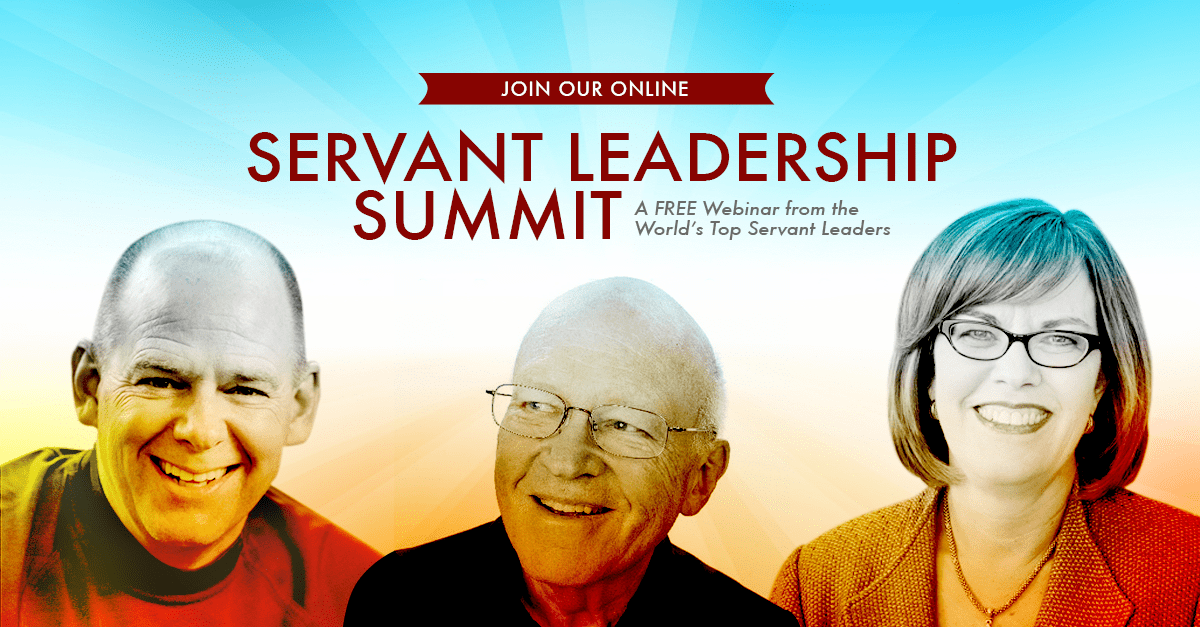 Featured on Friday: Servant Leadership Summit #SLS2015