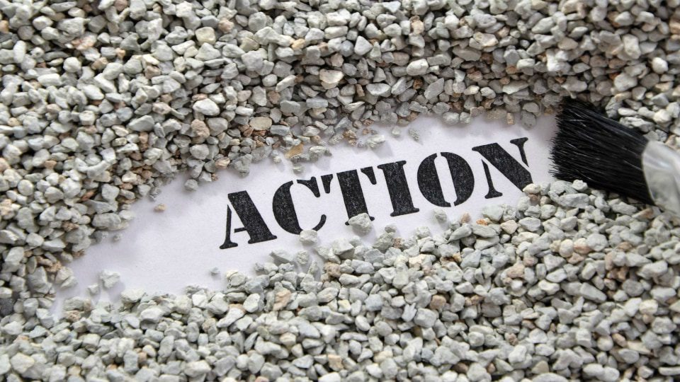 Why Action is What Changes Things
