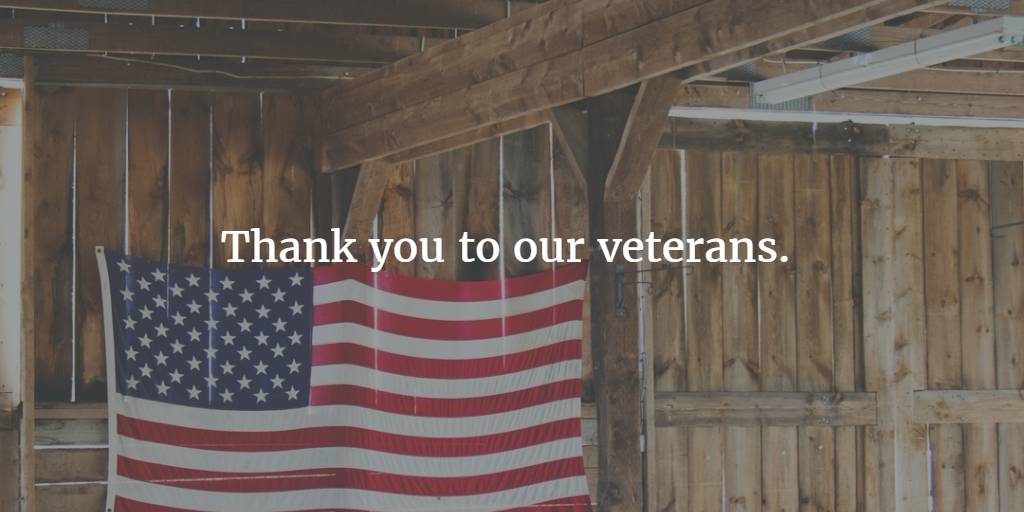Featured On Friday: Our Veterans, Our Leaders