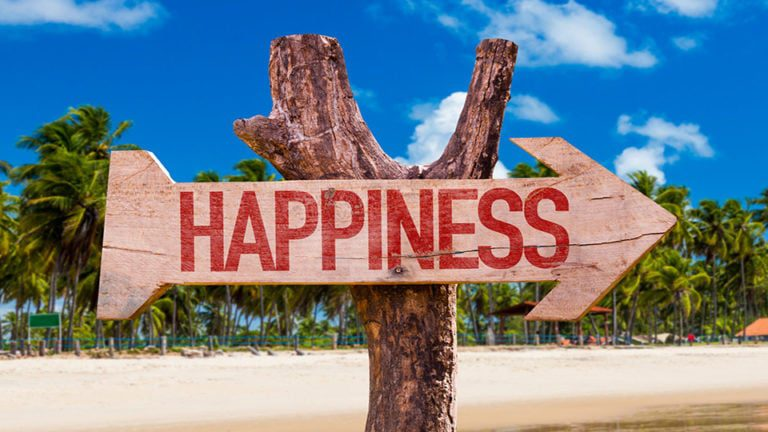 The Gaps to Happiness