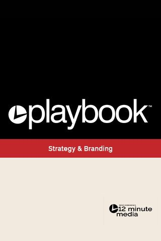 Strategy & Branding Playbook