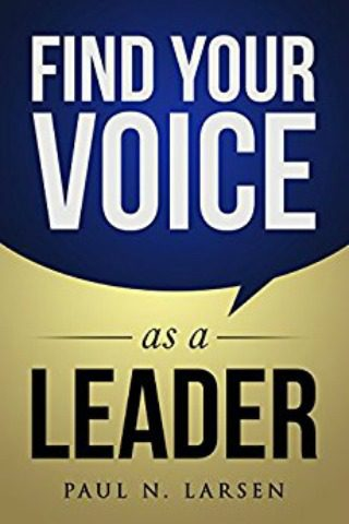 Find Your Voice As A Leader