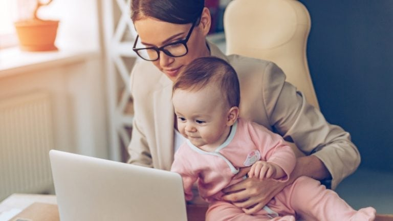 Growing Your Career as a Stay at Home Mom