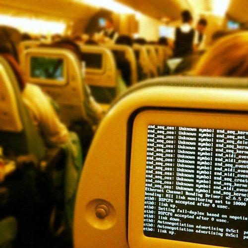 What? No Internet on My Flight?
