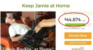 Featured on Friday: Keep Jamie Rocking at Home