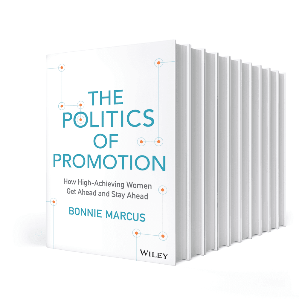Featured on Friday: #PoliticsOfPromotion Author Bonnie Marcus @selfpromote