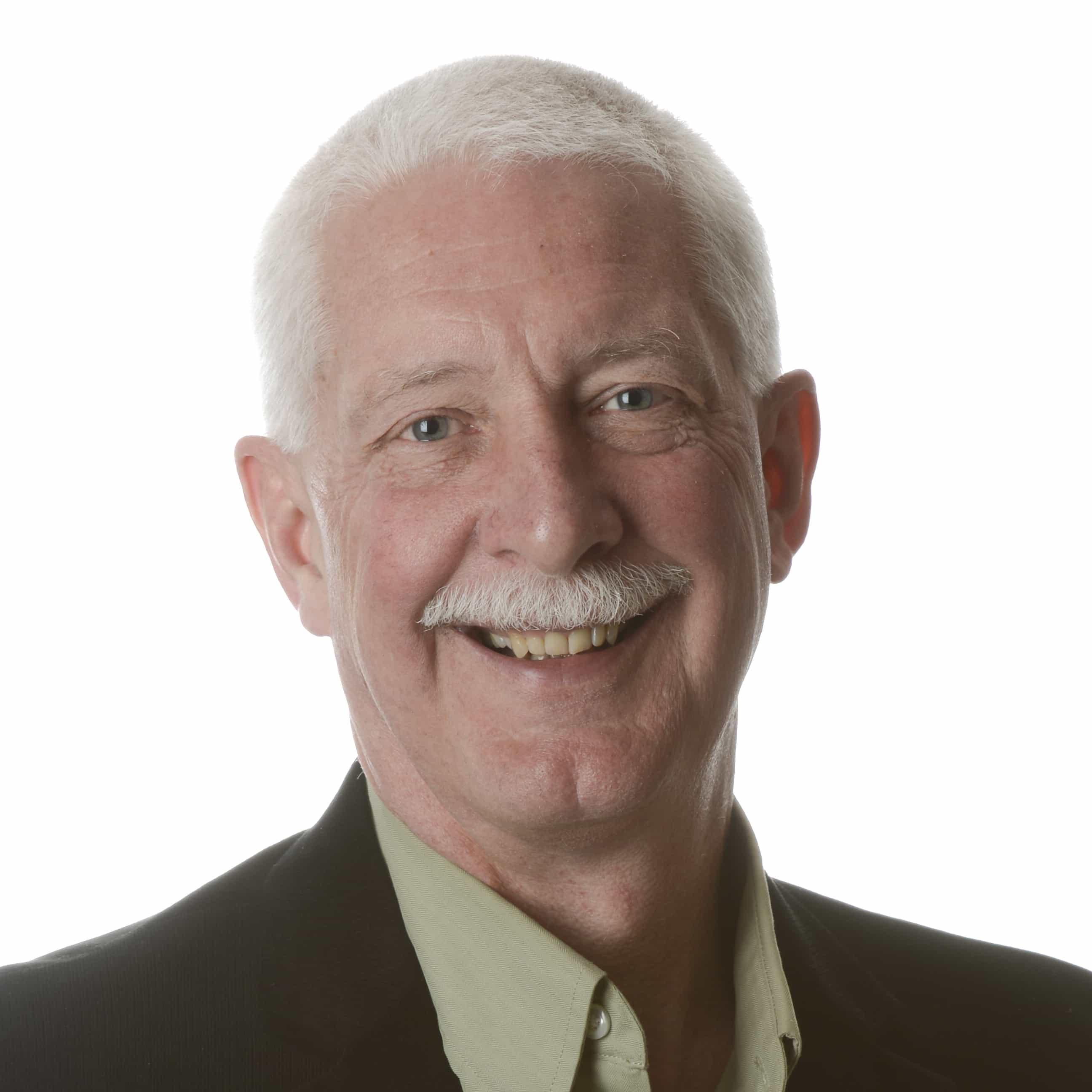 Robert J. Anderson Headshot