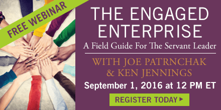 The Engaged Enterprise – with Joe Patrnchak & Ken Jennings