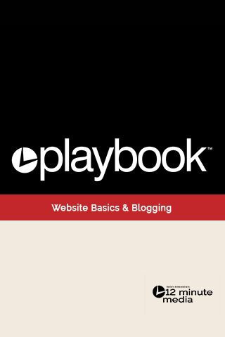 Website Basics & Blogging Playbook