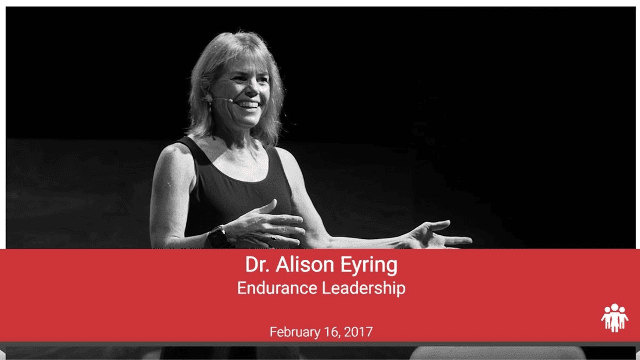 Keynote Speaker Alison Eyring