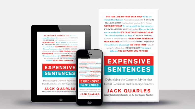 Expensive Sentences – Jack Quarles