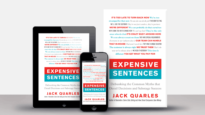 Featured on Friday: Expensive Sentences by @JackQuarlesJQ