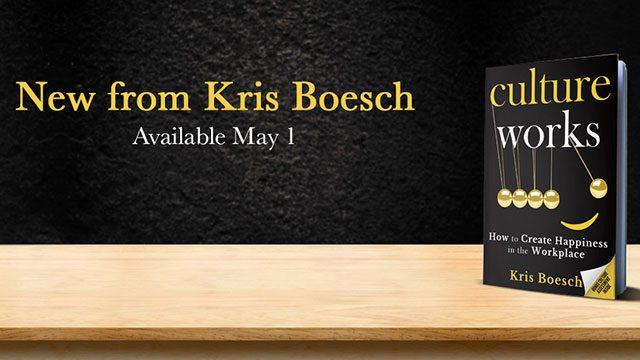 About Kris Boesch