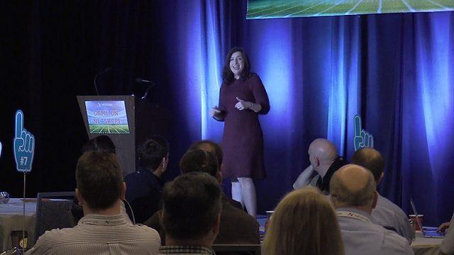 Keynote Speaker Pam Fox Rollin