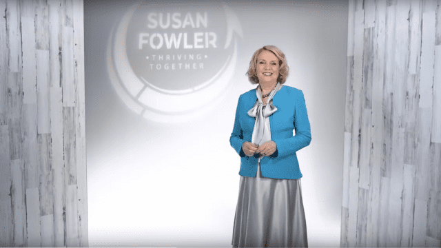 About Susan Fowler