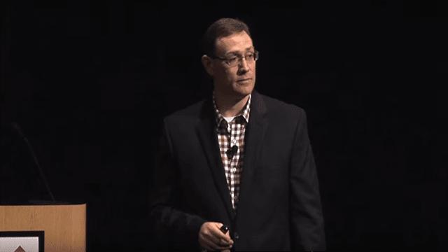 Keynote Speaker Sean Glaze