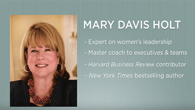 About Mary Davis Holt