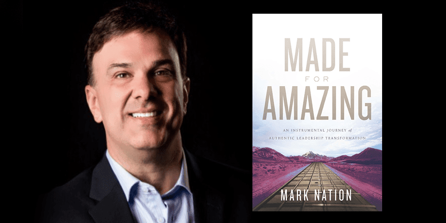 Made for Amazing – By Mark Nation