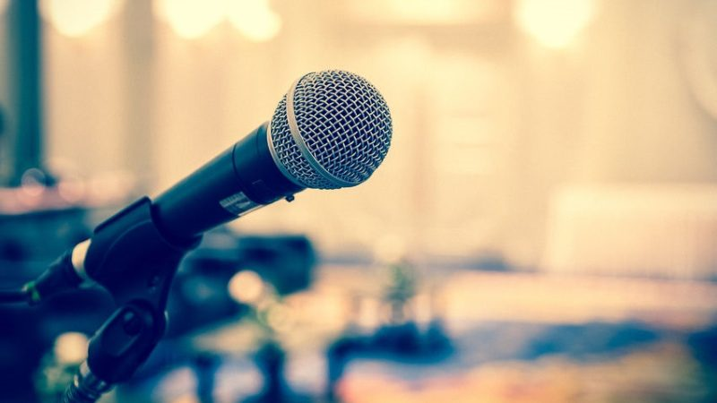 The First Step To Landing A Speaking Gig