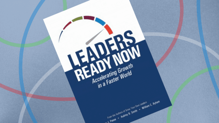 Leaders Ready Now – Matt Pease, Audrey Smith, & William Byham