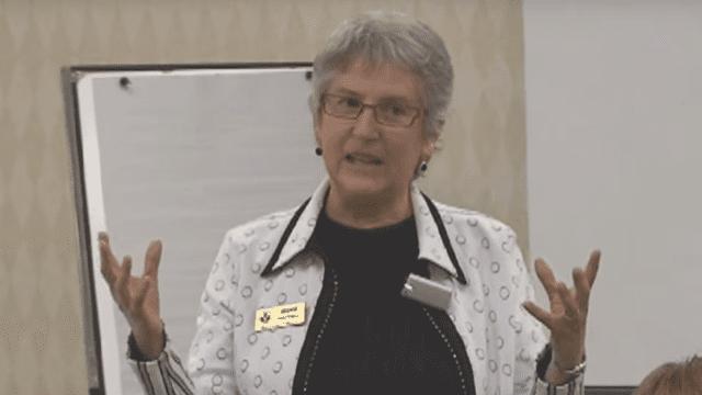Keynote Speaker Jeanie Cockell