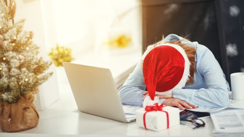 Why I Keep Putting Off the Holiday Spirit | WeavingInfluence.com