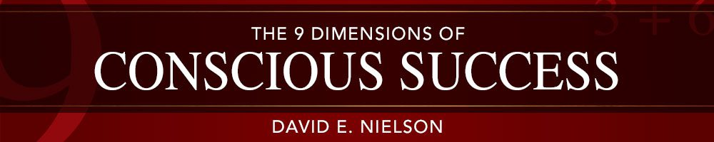 The 9 Dimensions of Conscious Success - By David Nielson