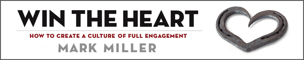 Win the Heart - By Mark Miller