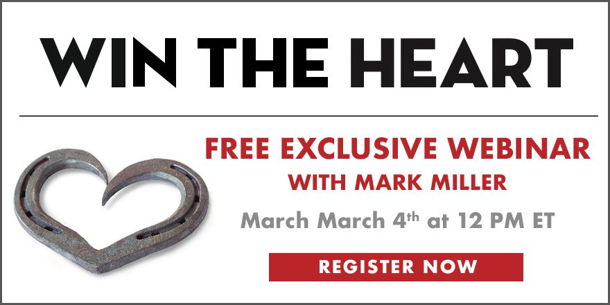 Win the Heart: How to Create a Culture Full of Engagement – with Mark Miller