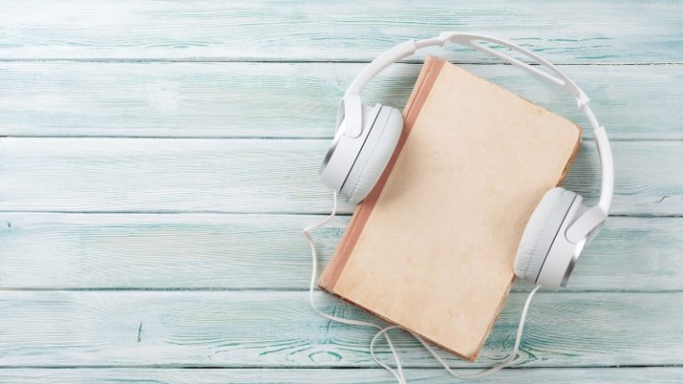 Putting Audiobooks on Your Radar