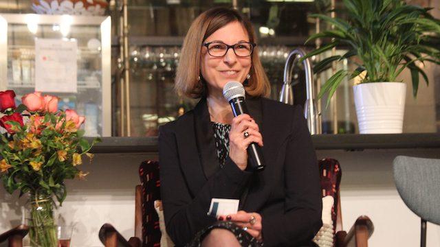 Keynote Speaker Mikaela Kiner