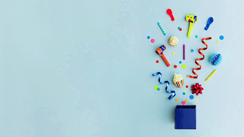 Let's Have a Party: 5 Ideas to Launch Your Book