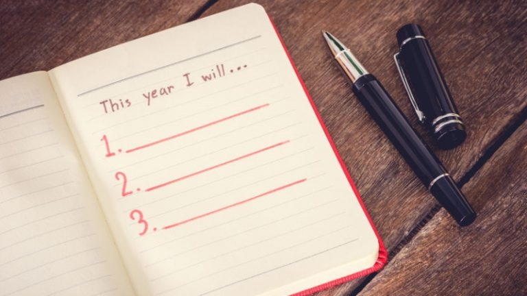 This Year, Resolve To Do Less