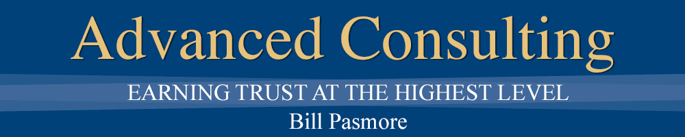 Advanced Consulting - By Bill Pasmore