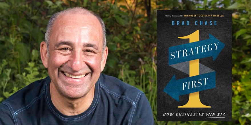 Strategy First – Brad Chase