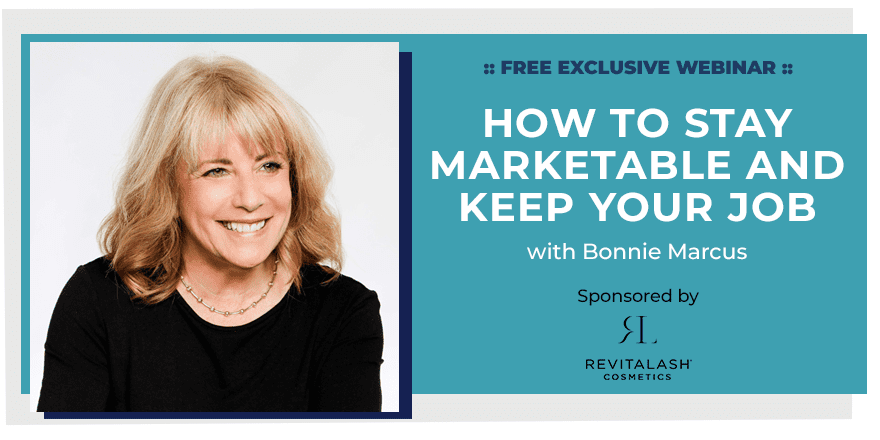 How to Stay Marketable and Keep Your Job – With Bonnie Marcus