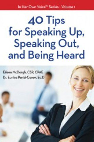 40 Tips for Speaking Up