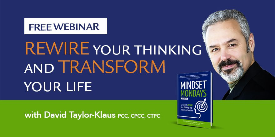 REWIRE Your Thinking and Transform Your Life – With David Taylor-Klaus