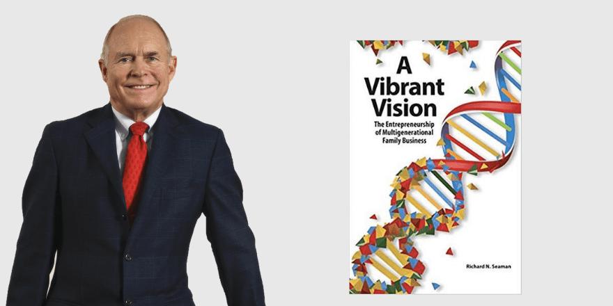 A Vibrant Vision – Richard Seaman