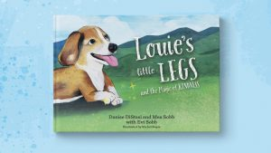 Louie's Little Legs: Q&A with the Author and Illustrator